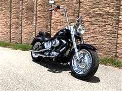 2013 Harley-Davidson FLSTFI