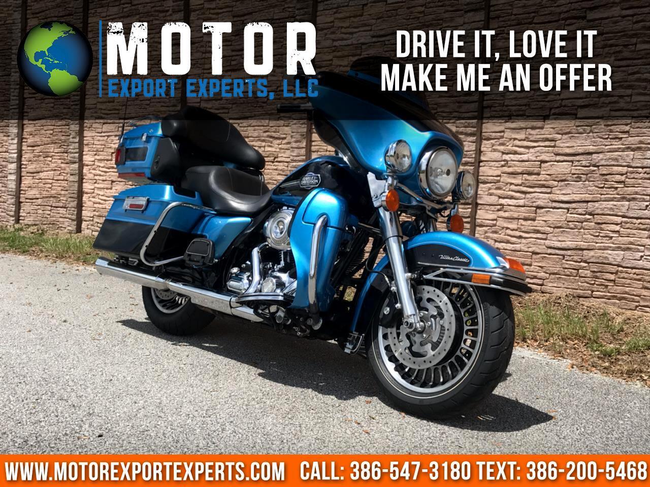2011 Harley-Davidson FLHTCU ultra classic
