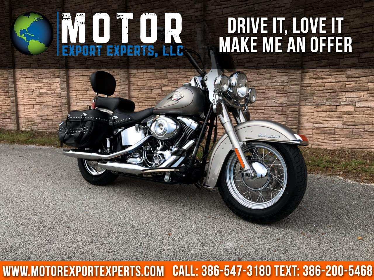 2009 Harley-Davidson FLSTC HERITAGE CLASSIC
