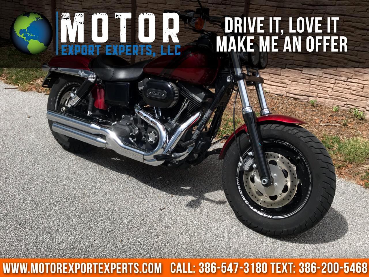 2016 Harley-Davidson FXDF DYNA FAT BOB