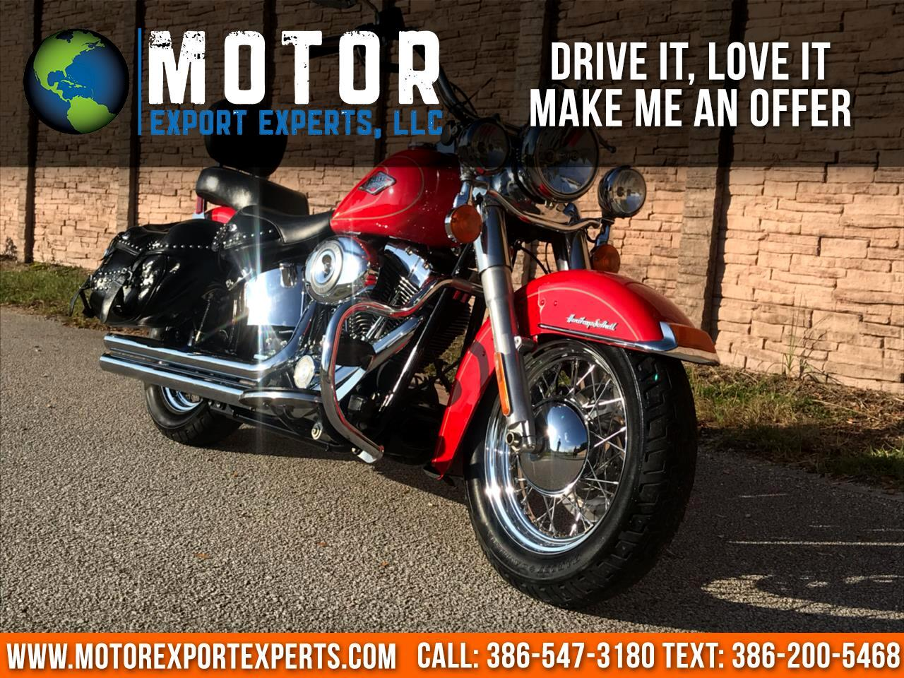 2010 Harley-Davidson FLSTC HERITAGE CLASSIC
