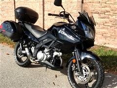 2012 Suzuki DL1000