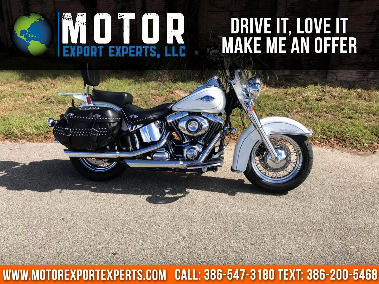 2012 Harley-Davidson FLSTCI HERITAGE CLASSIC