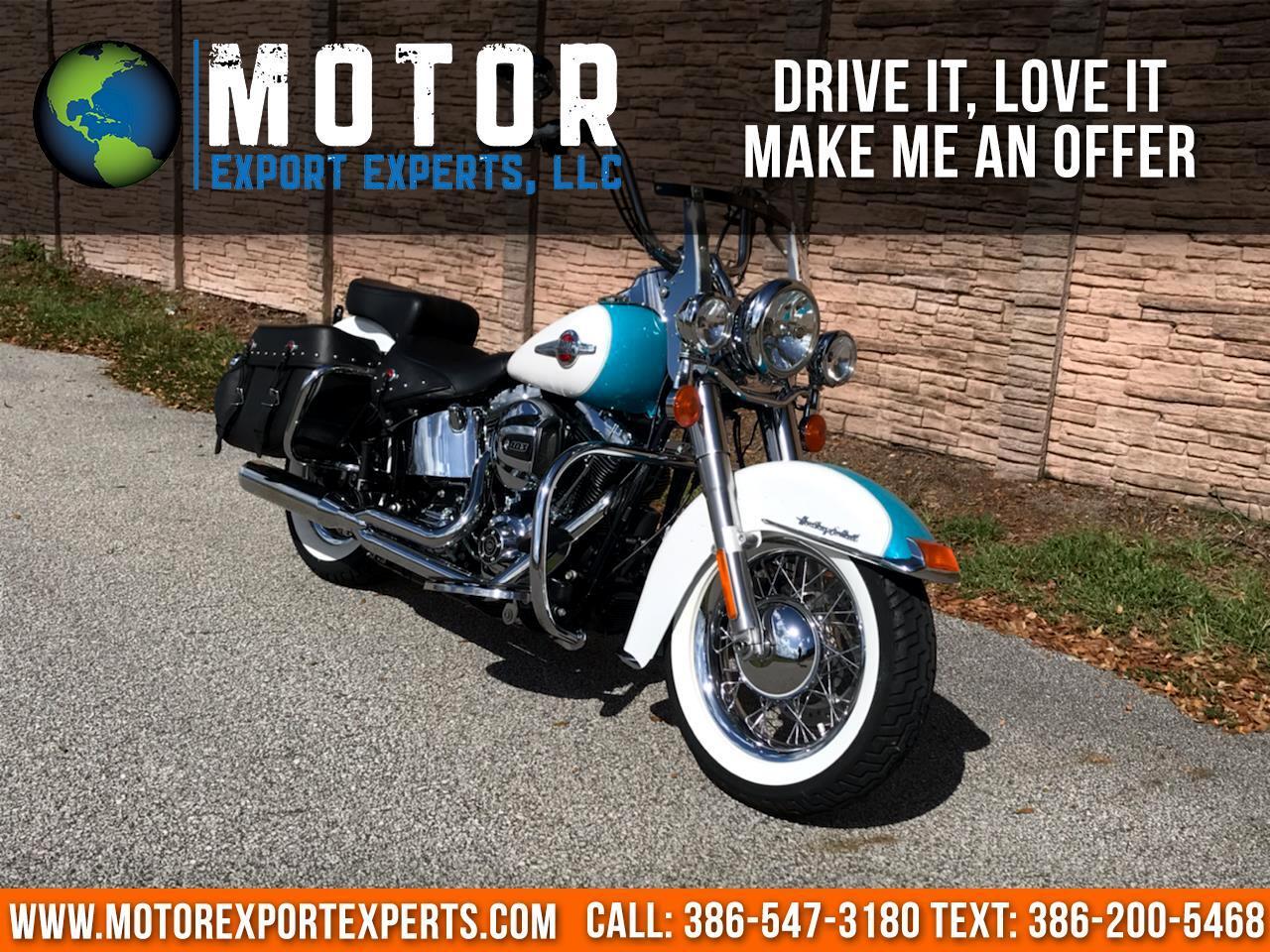 2016 Harley-Davidson FLSTCI HERITAGE CLASSICE