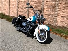 2016 Harley-Davidson FLSTCI