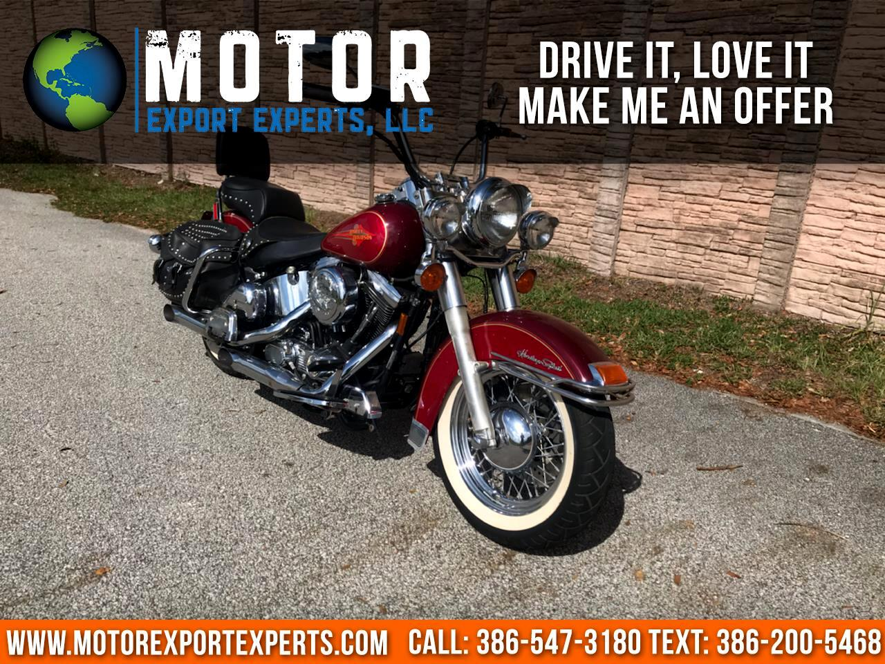 1994 Harley-Davidson FLSTC HERITAGE CLASSIC