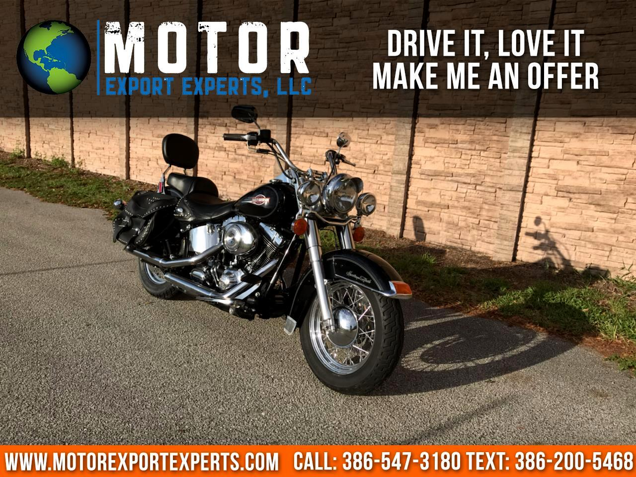 2005 Harley-Davidson FLSTCI HERITAGE CLASSIC