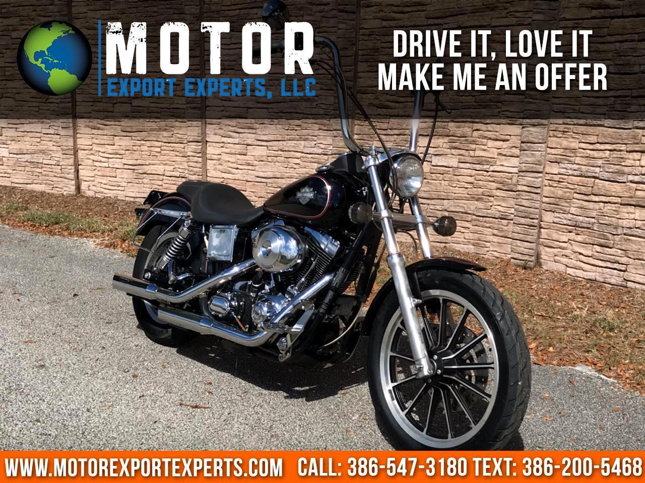 2001 Harley-Davidson FXDL DYNA LOW RIDER