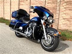 2010 Harley-Davidson FLHTK