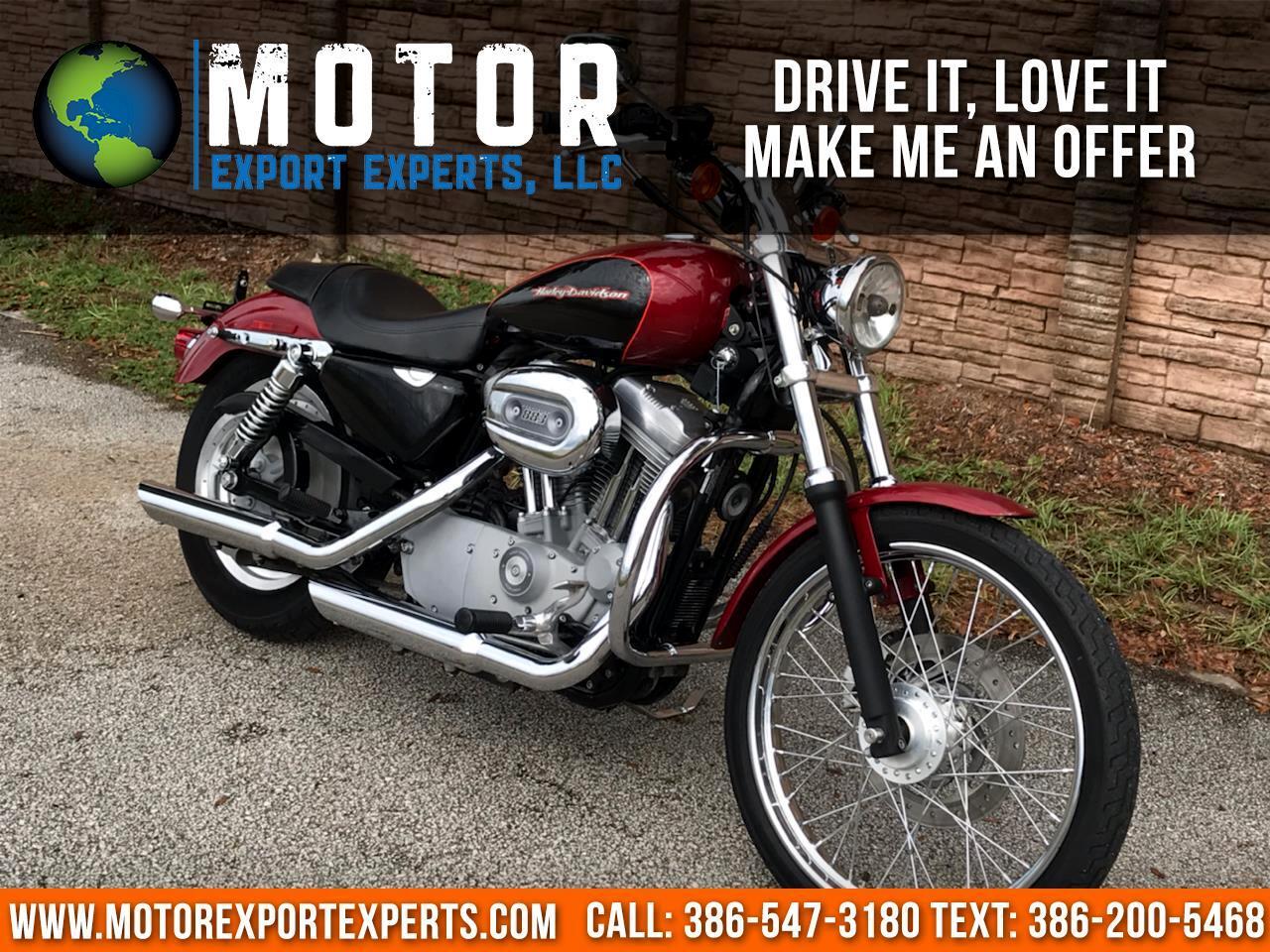 2006 Harley-Davidson XL 883C SPORTSTER