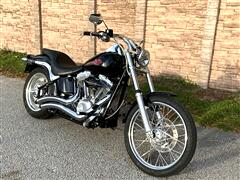 2006 Harley-Davidson FXST