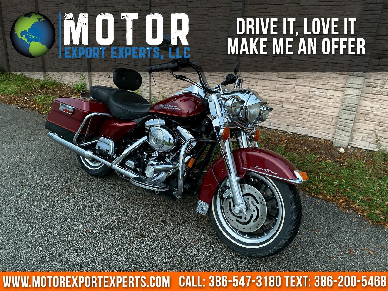 2000 Harley-Davidson FLHRI ROAD KING