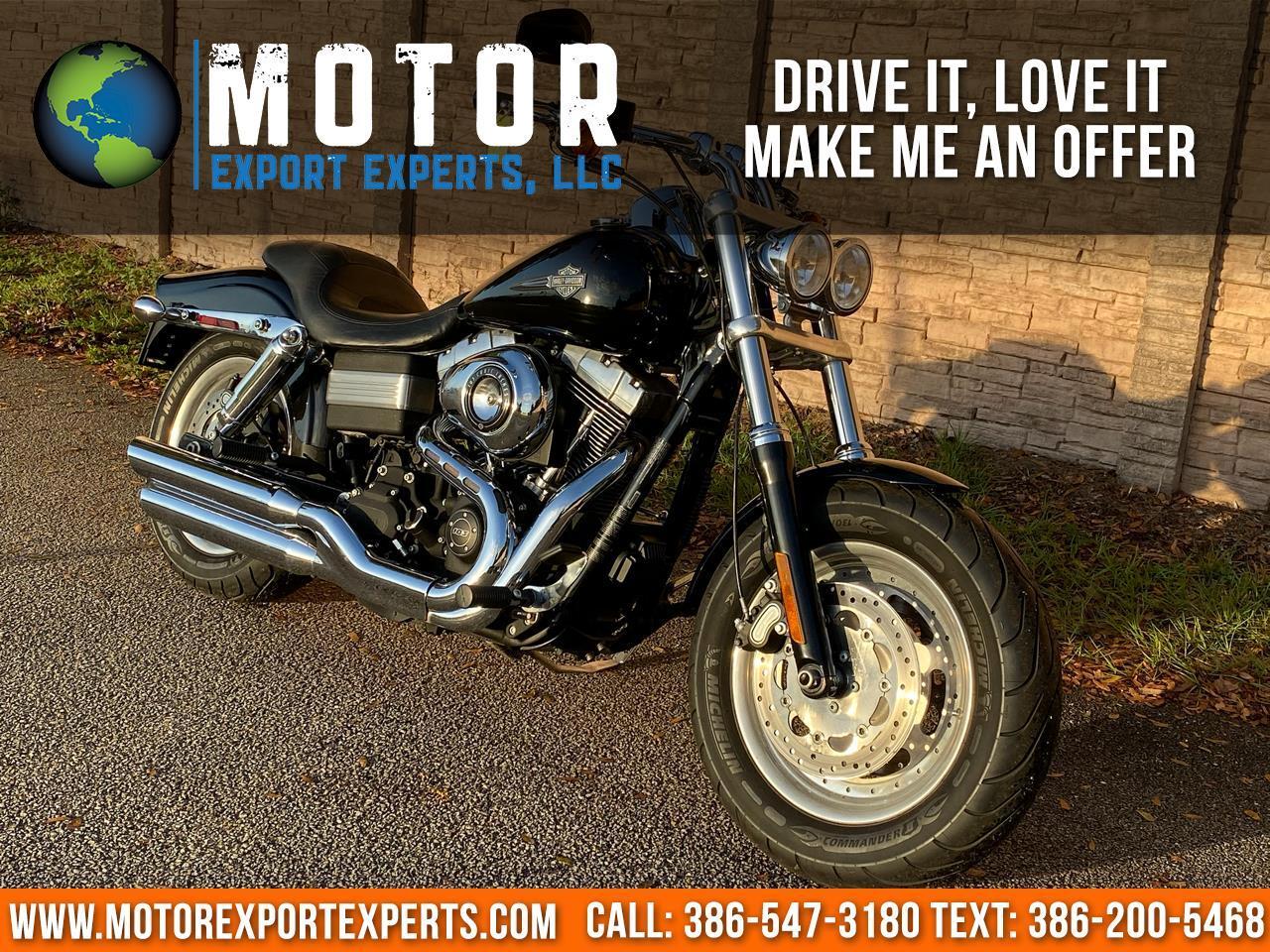 2013 Harley-Davidson FXDF FAT BOB