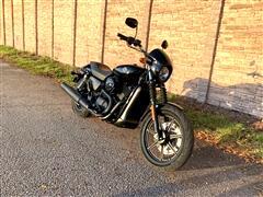 2015 Harley-Davidson XG500
