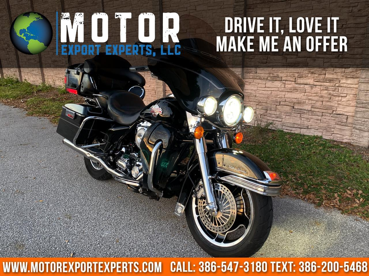 2005 Harley-Davidson FLHTCUI ULTRA CLASSIC