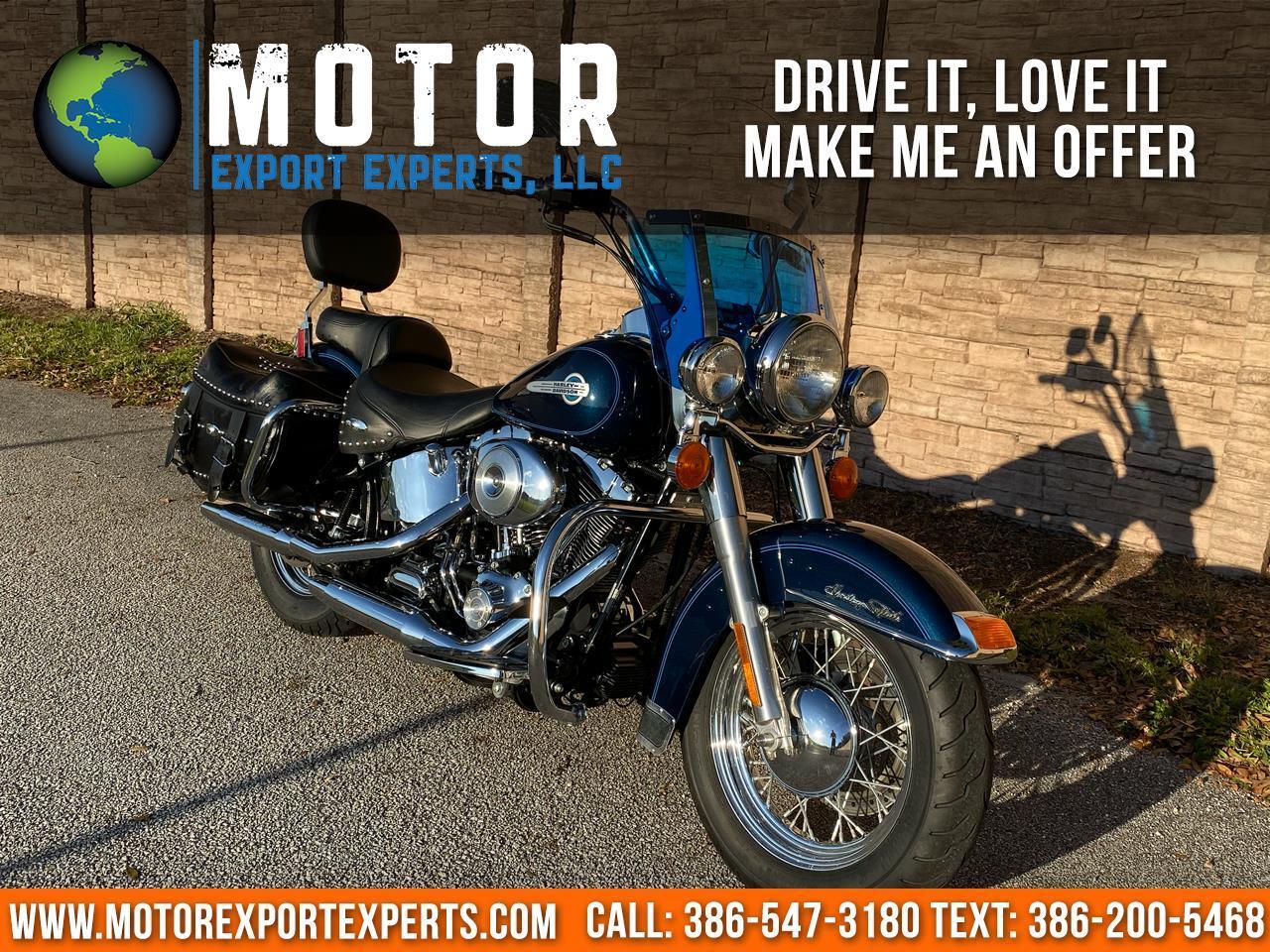 2002 Harley-Davidson FLSTC HERITAGE CLASSIC