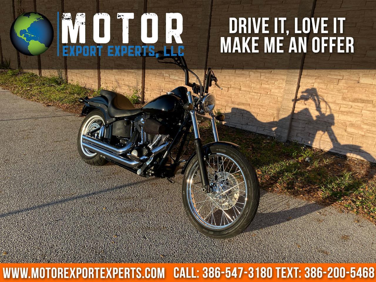 2008 Harley-Davidson FXSTB NIGHTRAIN