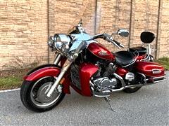 2007 Yamaha XVZ1300TF