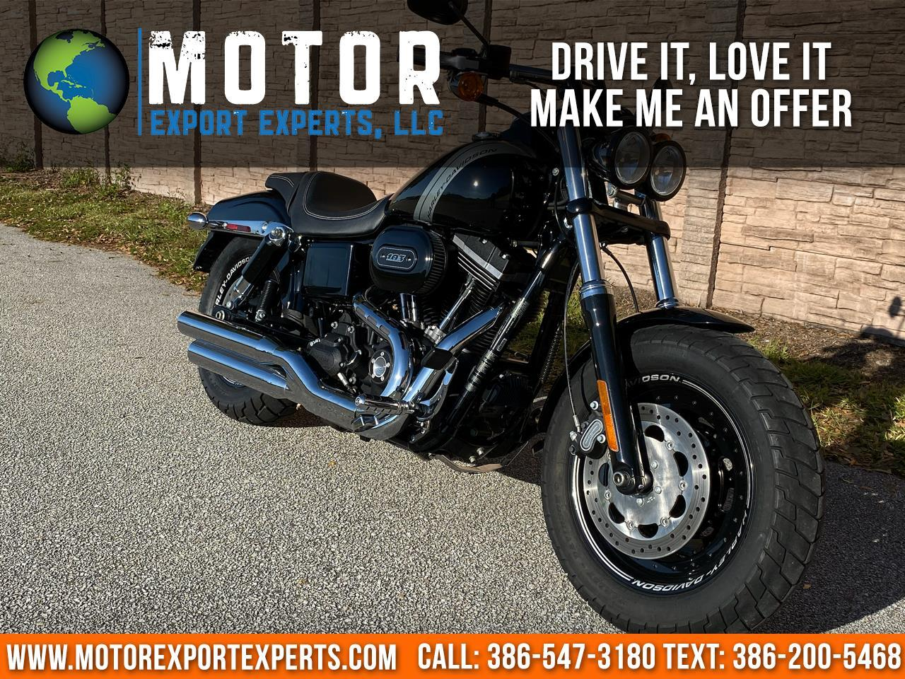 2016 Harley-Davidson FXDF FAT BOB