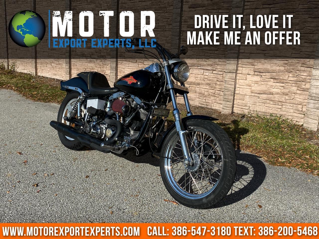 1973 Harley-Davidson FXE SUPER GLIDE