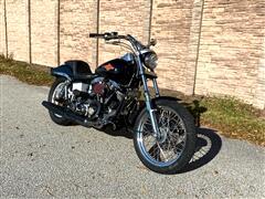 1973 Harley-Davidson FXE