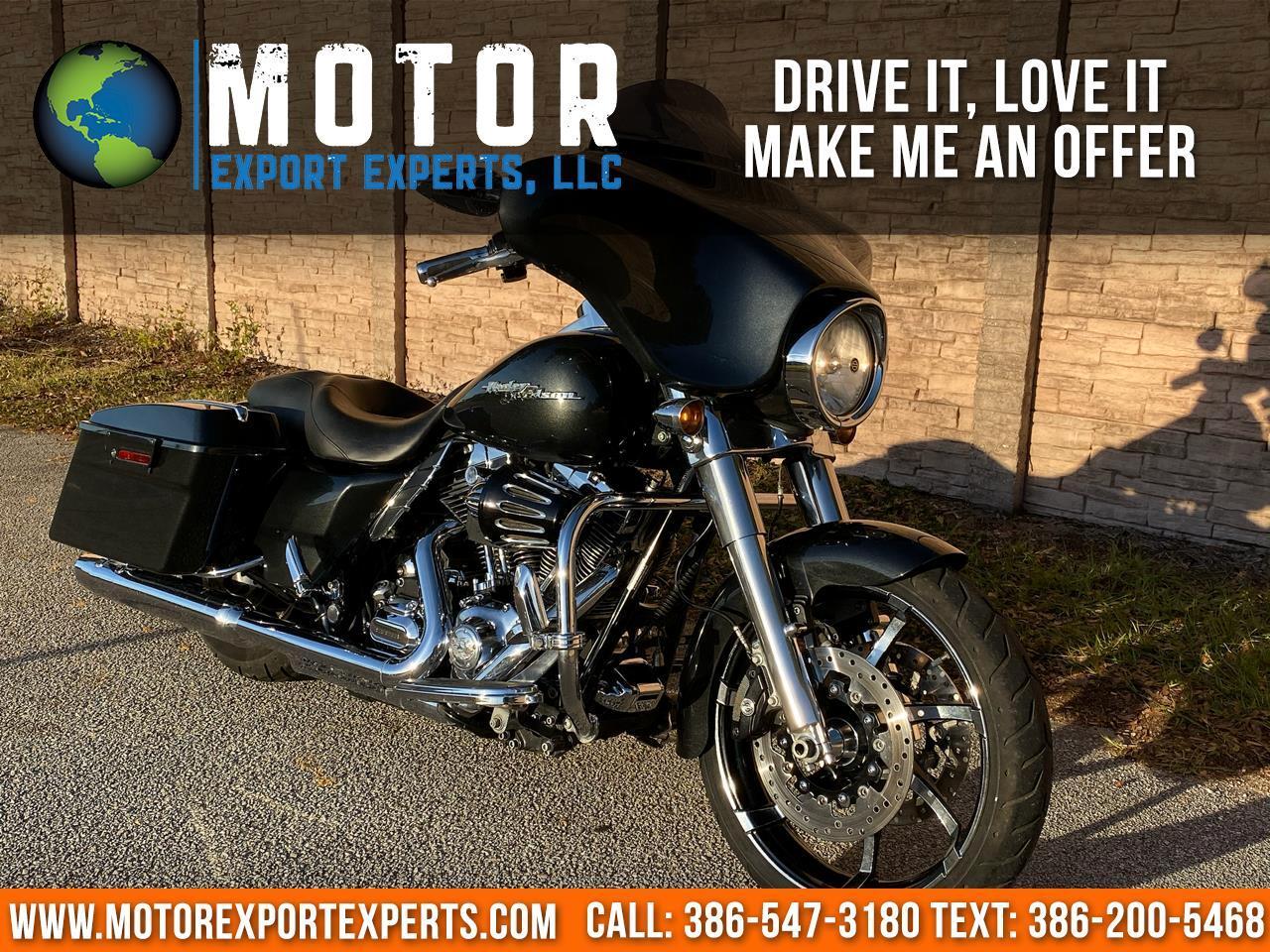 2009 Harley-Davidson FLHX STREET GLIDE
