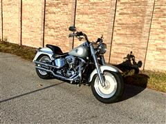 2004 Harley-Davidson FLSTF