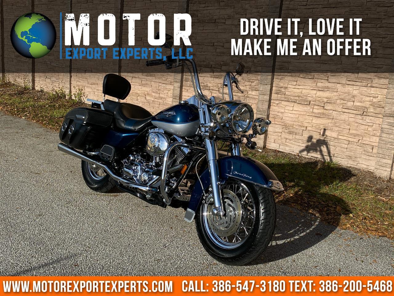 2002 Harley-Davidson FLHRCI ROAD KING CLASSIC