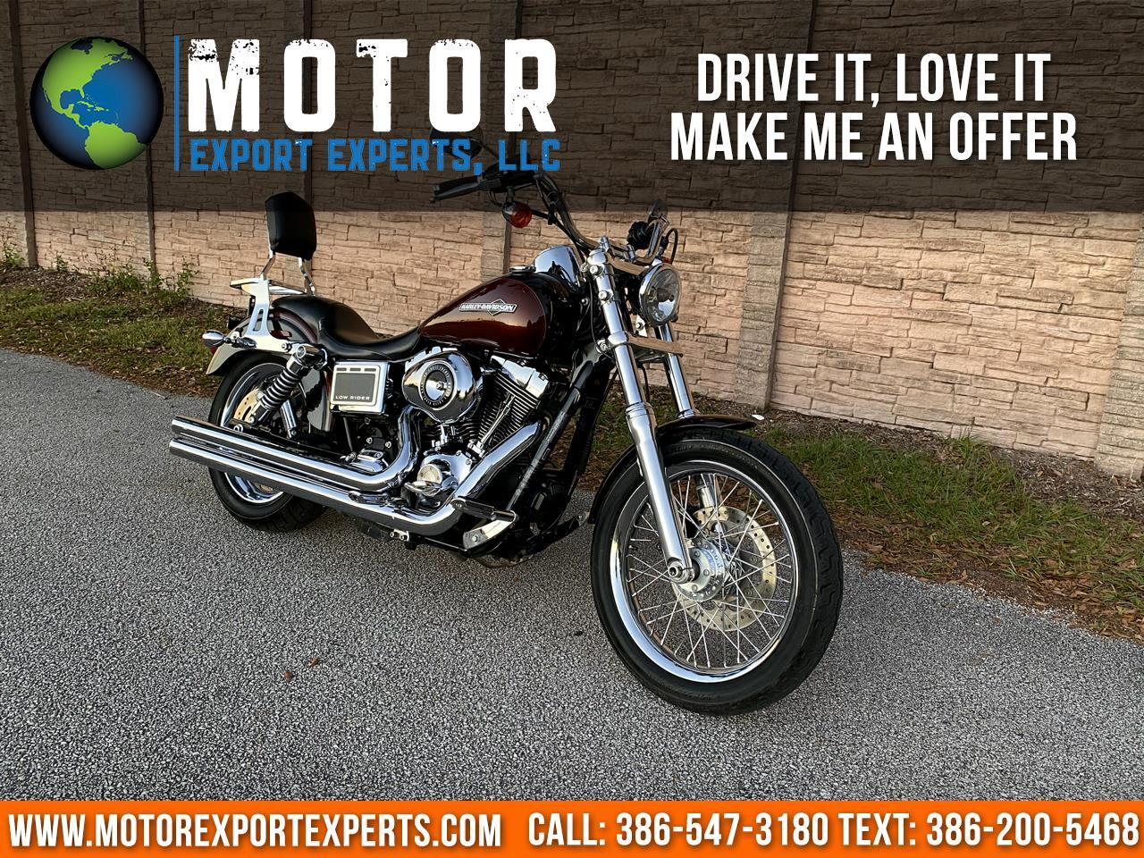2011 Harley-Davidson FXDC DYNA SUPER GLIDE