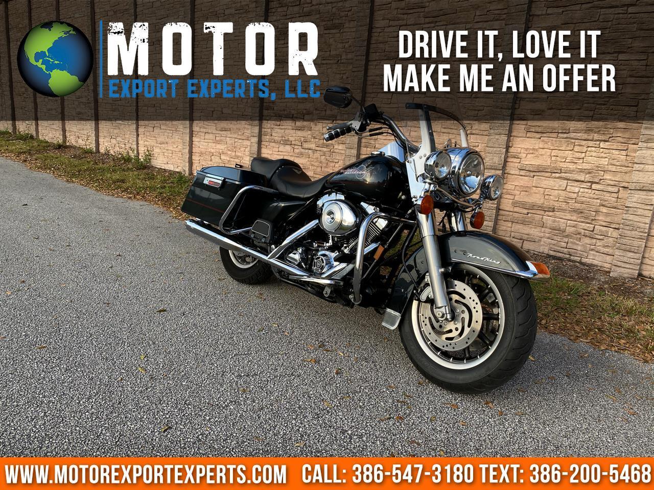 2006 Harley-Davidson FLHR ROAD KING