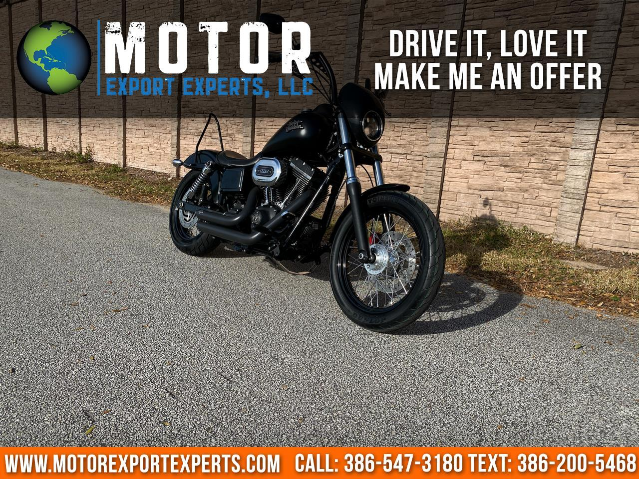 Harley-Davidson FXDB  2014