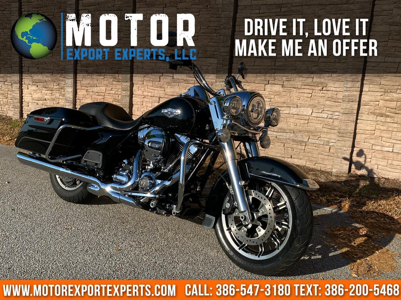 Harley-Davidson FLHR  2015