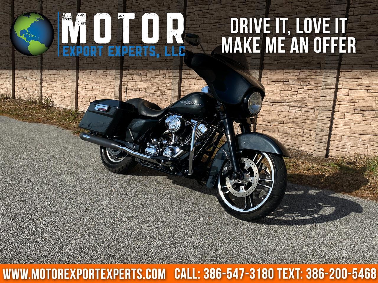 Harley-Davidson FLHX  2008