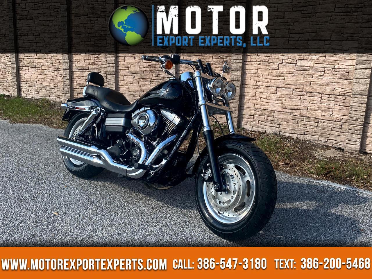 Harley-Davidson FXDF  2013