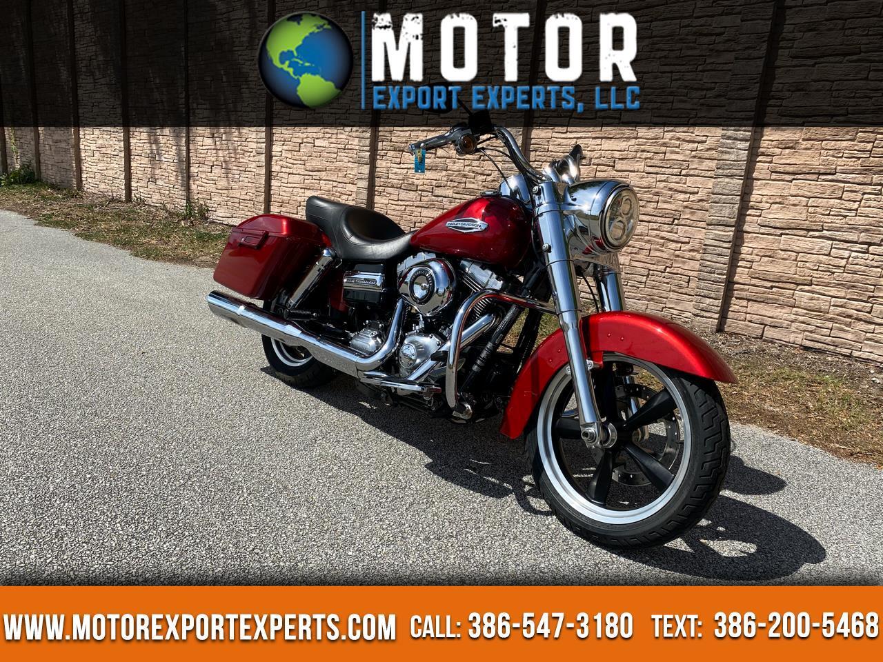 Harley-Davidson FLD  2012