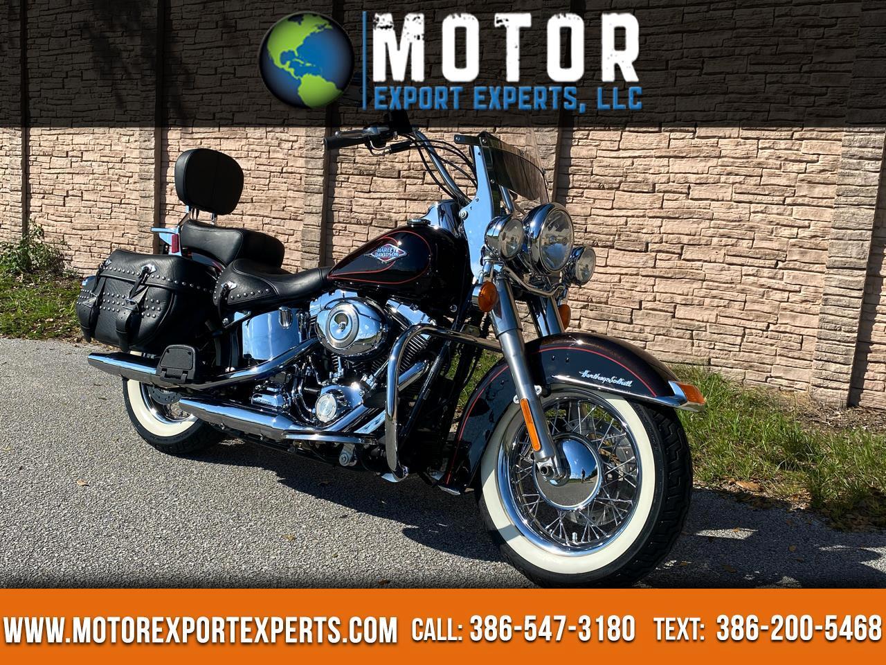 Harley-Davidson FLSTC  2011