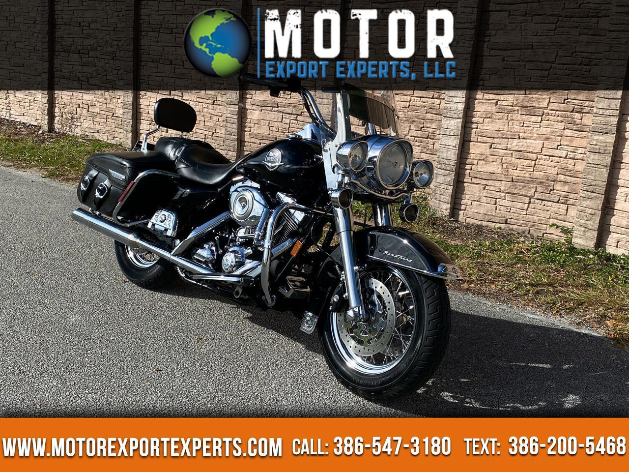 Harley-Davidson FLHRC  2008