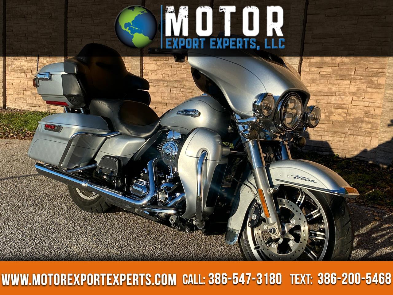 Harley-Davidson FLHTCUL  2015