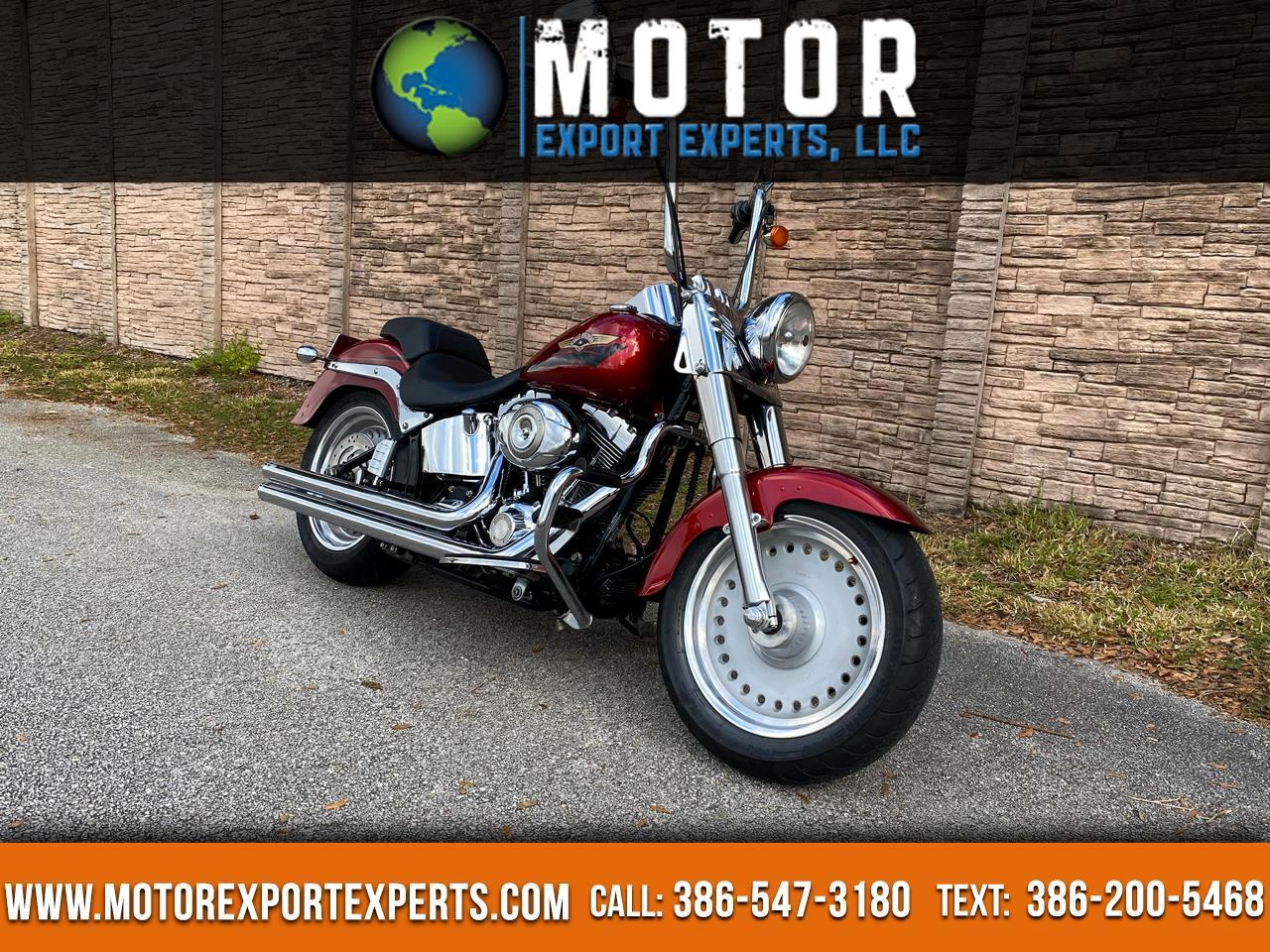 Harley-Davidson FLSTF  2008