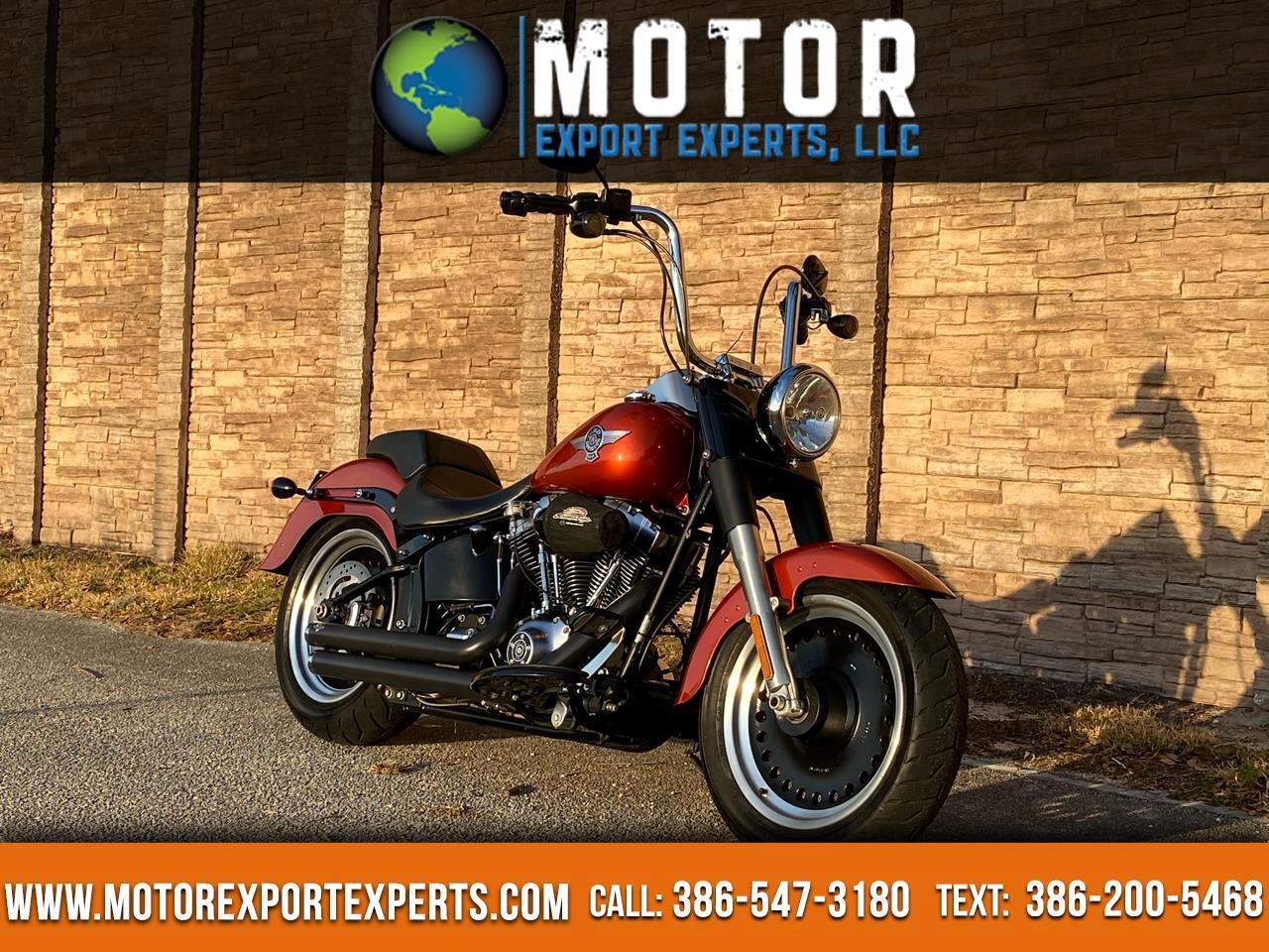 Harley-Davidson FLSTFB  2010
