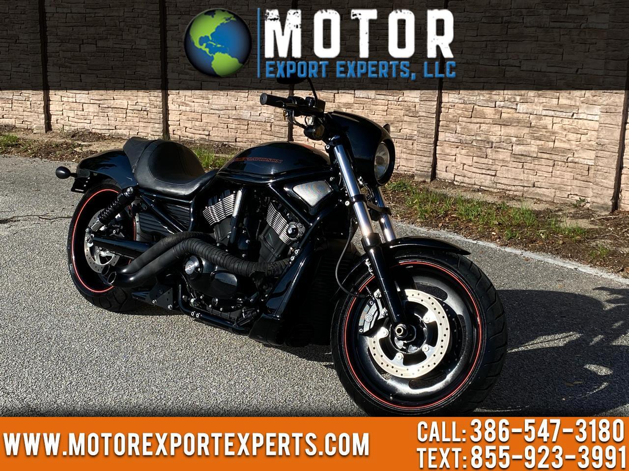Harley-Davidson VRSCDX  2008
