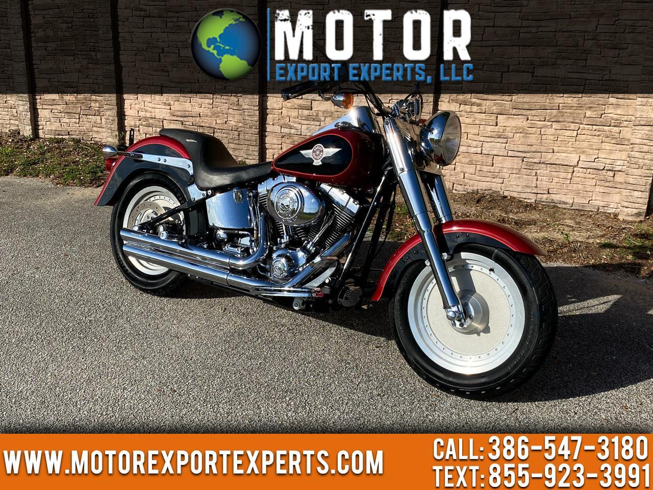 Harley-Davidson FLSTFI  2006