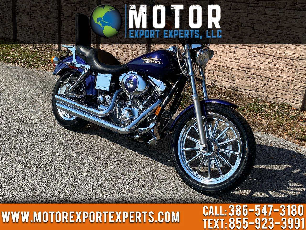 Harley-Davidson FXD  1999