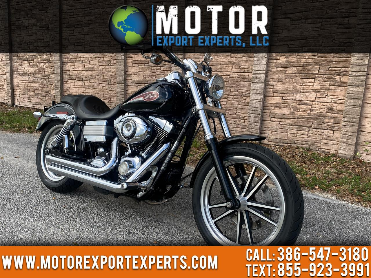 Harley-Davidson FXDL  2007