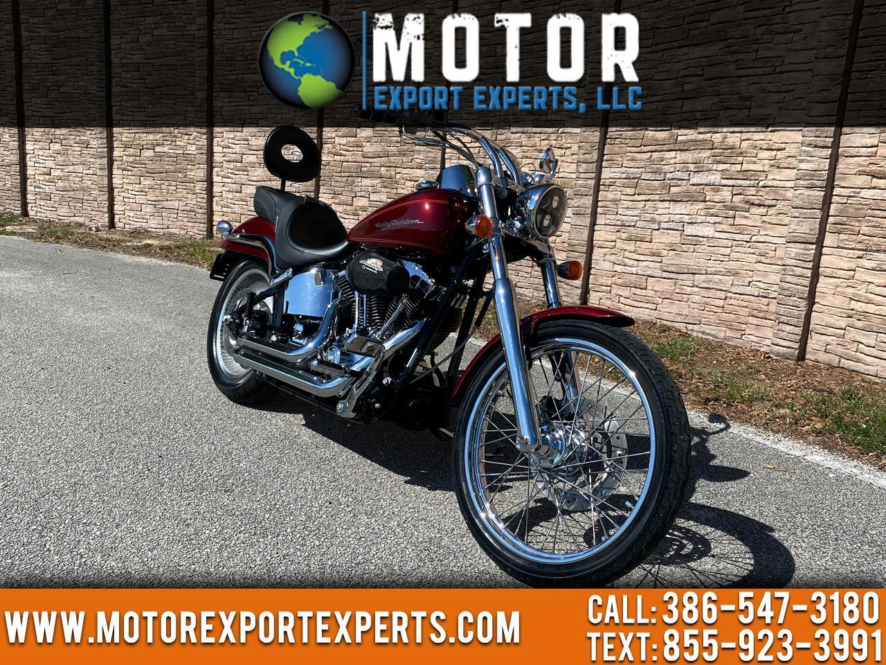 Harley-Davidson FXSTDI  2002