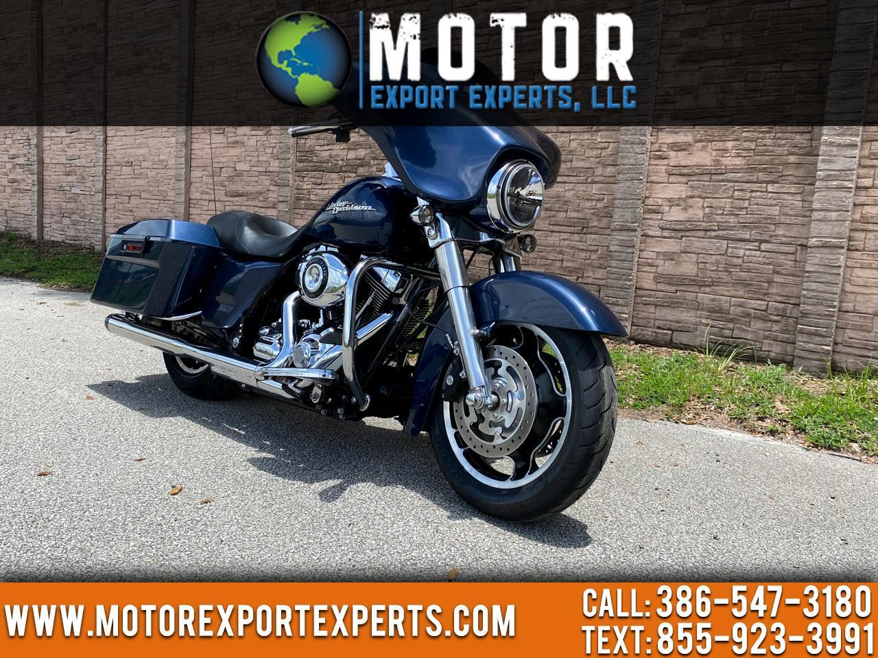 Harley-Davidson FLHX  2009