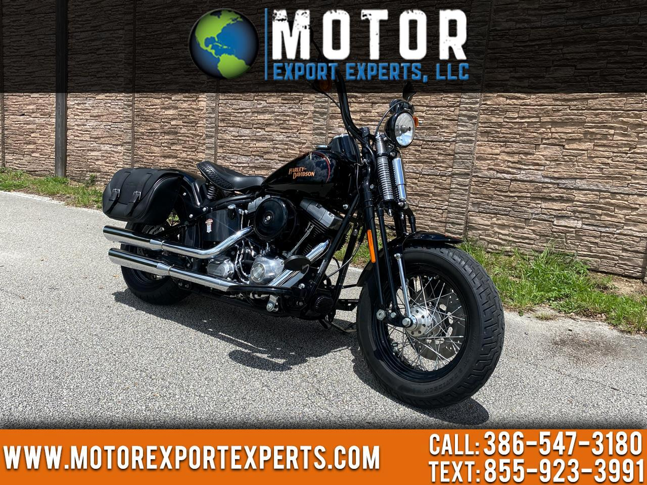 Harley-Davidson FLSTSB  2008