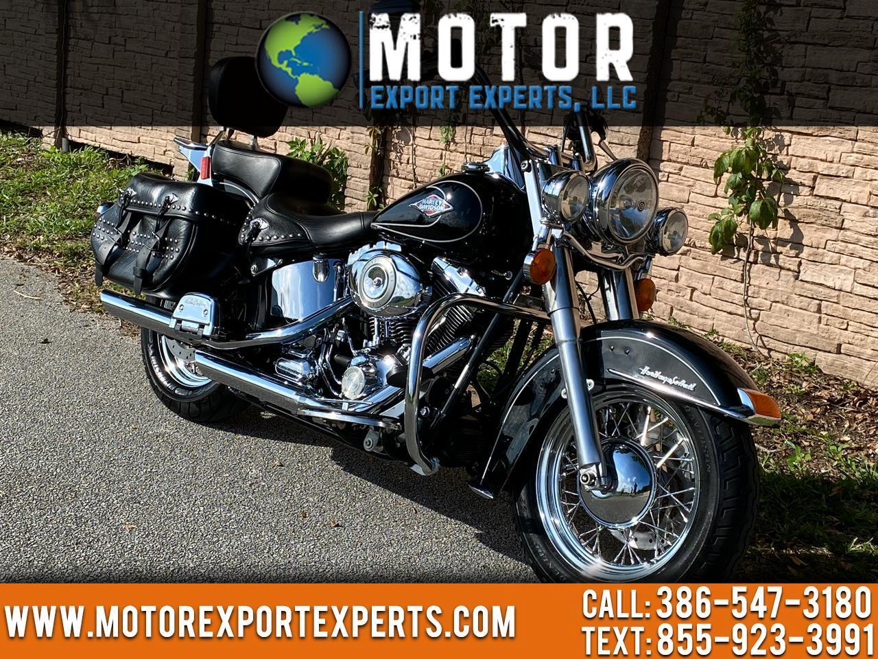 Harley-Davidson FLSTC  2009