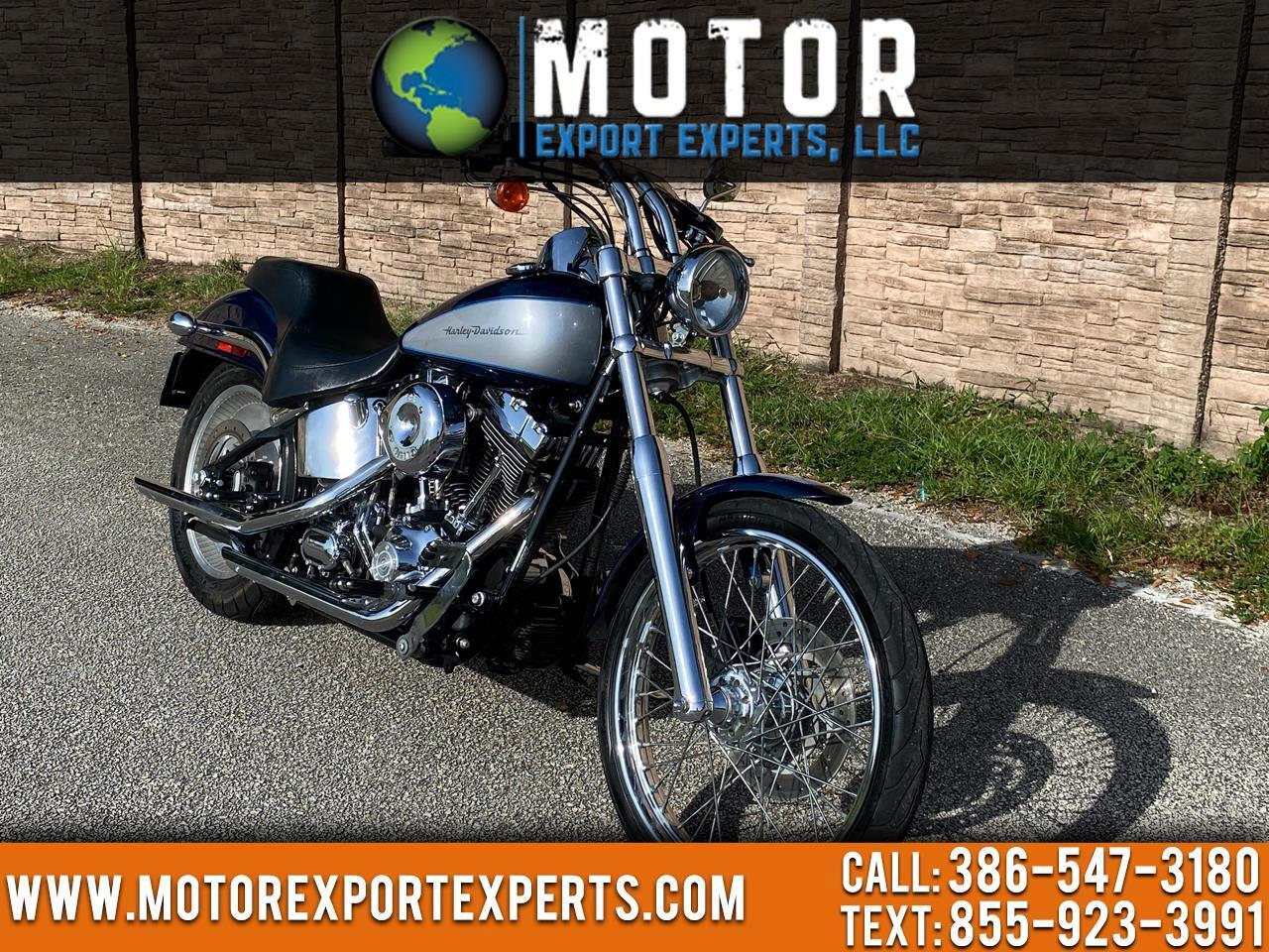 Harley-Davidson FXSTD  2002