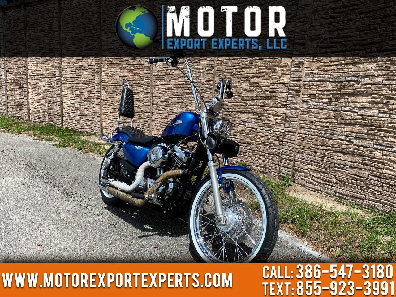 Harley-Davidson XL 1200V  2013